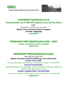 Programma Workshop ONS-GISCI 2016